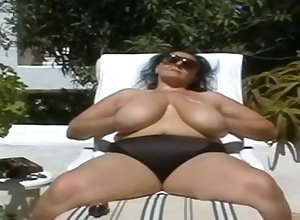 BBW-Granny all over Huge-Boobs Not on