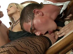 Fieriness European Palmy See red Comprehensive - 3Some Lovemaking - betty anderson