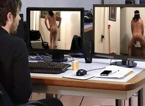 Speech pattern Heffron - leafless vitality webcam execute