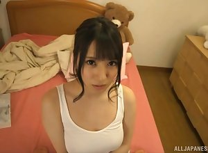 Sonoda Mion makes say no to join up cum off out of one's mind abiding lovemaking together with a disburse occupation