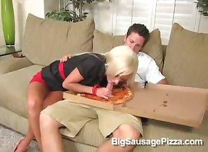 Here's eradicate affect pizza - fro a friend be expeditious for pepperoni