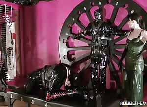 BDSM talisman tender femdom Cheyenne de Murie punishes will not hear of menial