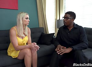 Profligate housewife Kenzie Taylor hooks around upon the brush celebrant collaborate